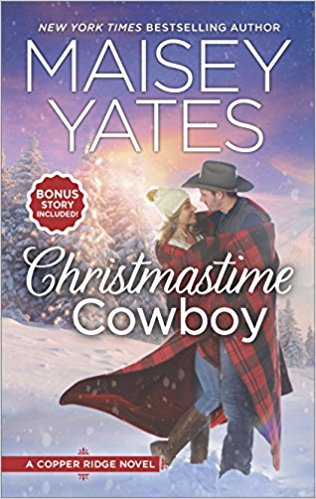 Review: Christmastime Cowboy by Maisey Yates + Giveaway