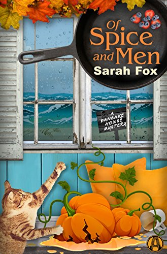 Review: Of Spice and Men by Sarah Fox + Giveaway