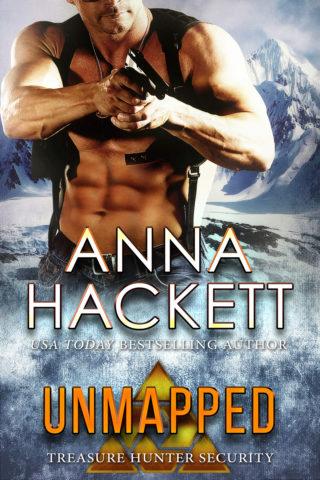 Review: Unmapped by Anna Hackett