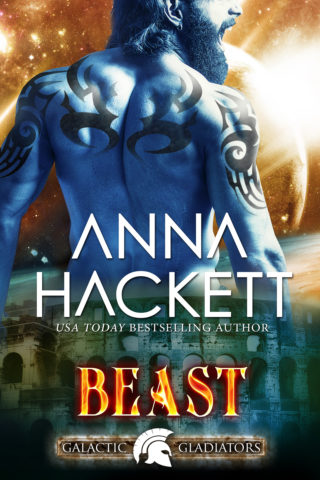 Review: Beast by Anna Hackett