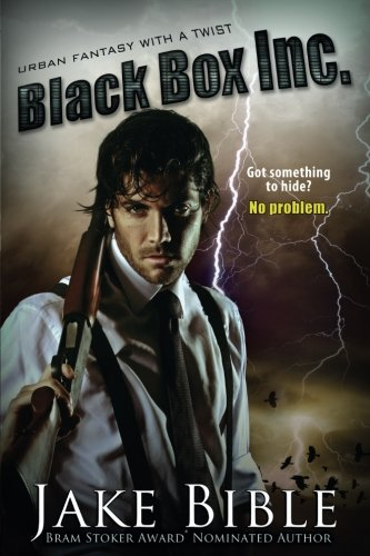 Review: Black Box Inc by Jake Bible