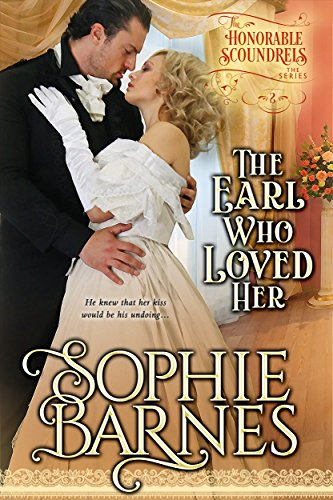 Review: The Earl Who Loved Her by Sophie Barnes + Giveaway