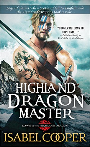 Review: Highland Dragon Master by Isabel Cooper + Giveaway