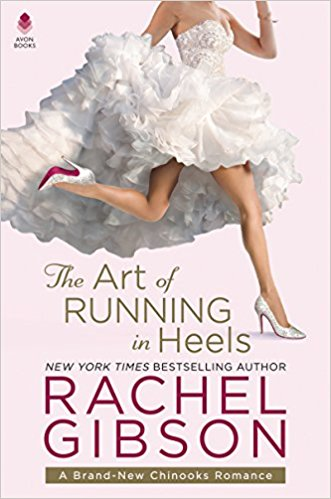 Review: The Art of Running in Heels by Rachel Gibson + Giveaway