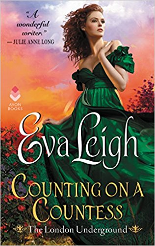 Review: Counting on a Countess by Eva Leigh + Giveaway
