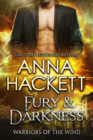 Review: Fury & Darkness by Anna Hackett