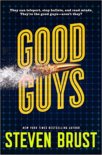 Review: Good Guys by Steven Brust