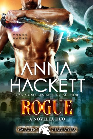 Review: Rogue by Anna Hackett