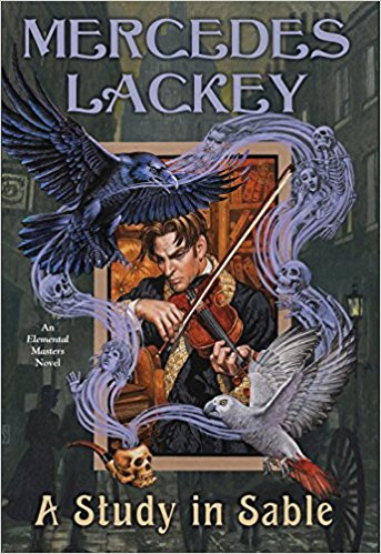 Review: A Study in Sable by Mercedes Lackey