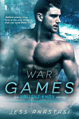 Review: War Games by Jess Anastasi