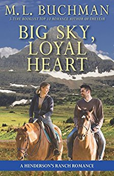 Escape reality read fiction ebook advocacy book reviews review big sky loyal heart by m l buchman fandeluxe Ebook collections