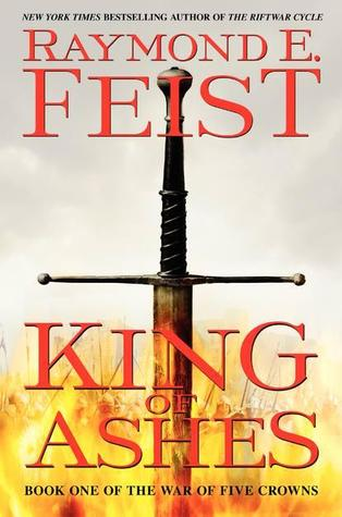 Review: King of Ashes by Raymond Feist