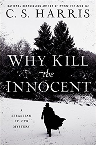 Review: Why Kill the Innocent by C.S. Harris