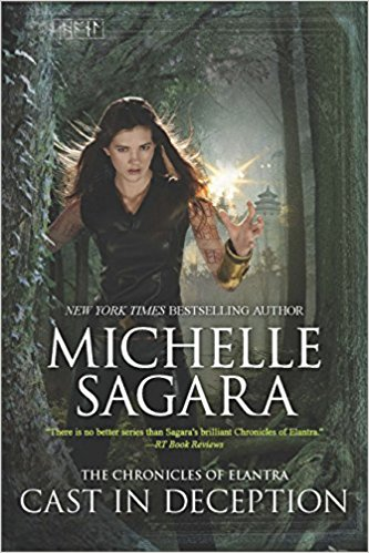 Review: Cast in Deception by Michelle Sagara