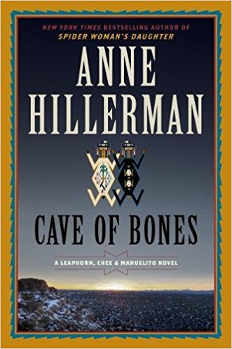 Review: Cave of Bones by Anne Hillerman