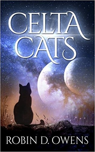 Review: Celta Cats by Robin D. Owens