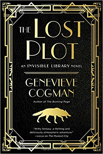Review: The Lost Plot by Genevieve Cogman