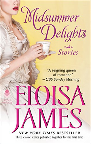 Review: Midsummer Delights by Eloisa James + Giveaway