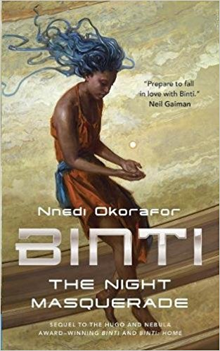 Review: The Night Masquerade by Nnedi Okorafor