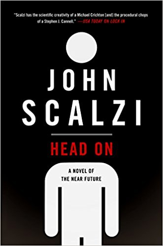 Review: Head On by John Scalzi + Giveaway
