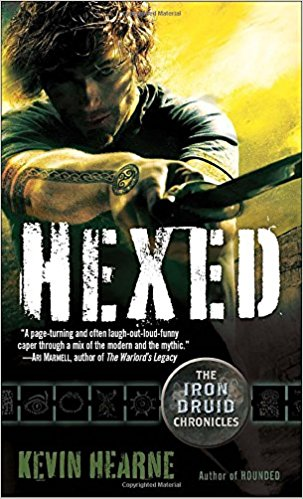 Review: Hexed by Kevin Hearne