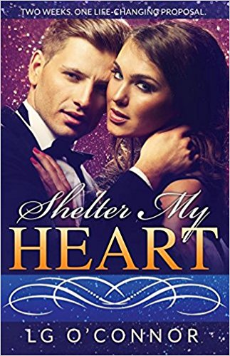 Review: Shelter My Heart by L.G. O'Connor