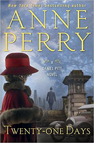 Review: Twenty-One Days by Anne Perry
