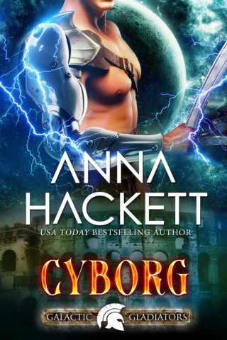 Review: Cyborg by Anna Hackett + Giveaway