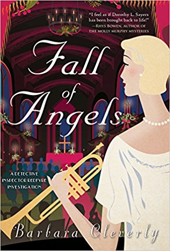 Review: Fall of Angels by Barbara Cleverly