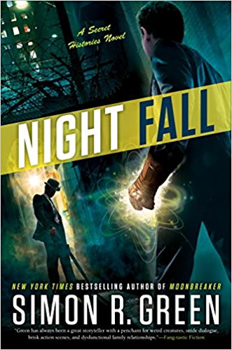 Review: Night Fall by Simon R Green