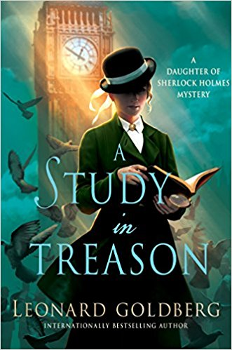 Review: A Study in Treason by Leonard Goldberg