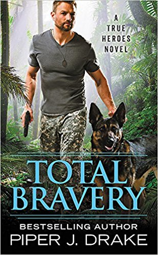 Review: Total Bravery by Piper J Drake + Giveaway