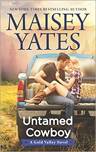 Review: Untamed Cowboy by Maisey Yates