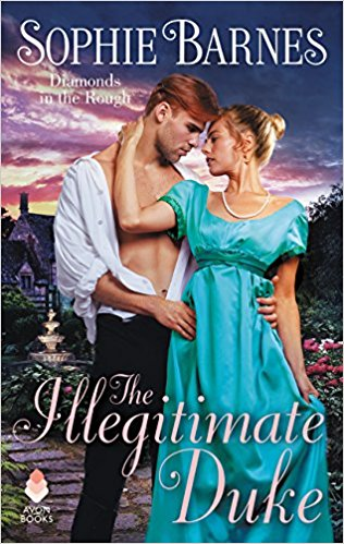 Review: The Illegitimate Duke by Sophie Barnes + Giveaway