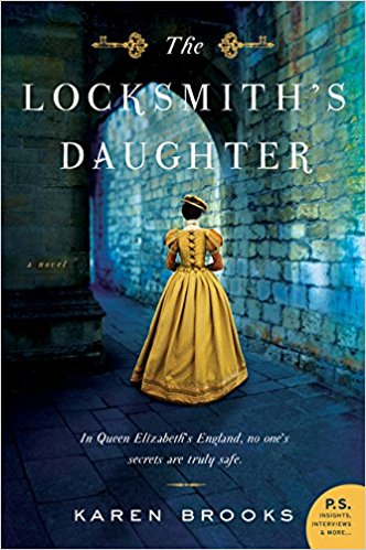 Review: The Locksmith's Daughter by Karen Brooks