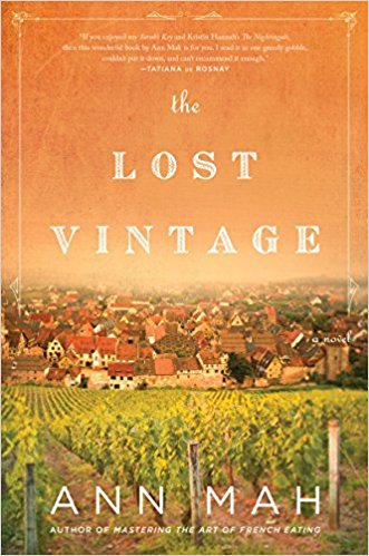 Review: The Lost Vintage by Ann Mah