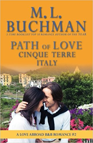 Review: Path of Love: Cinque Terre, Italy by M.L. Buchman