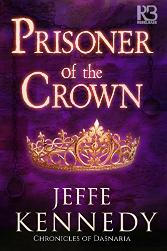 Review: Prisoner of the Crown by Jeffe Kennedy