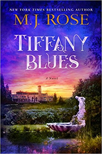 Review: Tiffany Blues by M.J. Rose + Giveaway