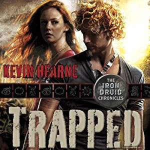 Review: Trapped by Kevin Hearne