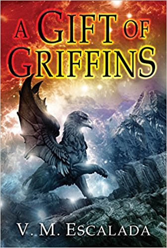 Review: Gift of Griffins by V.M. Escalada