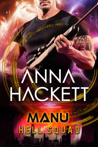 Review: Hell Squad: Manu by Anna Hackett