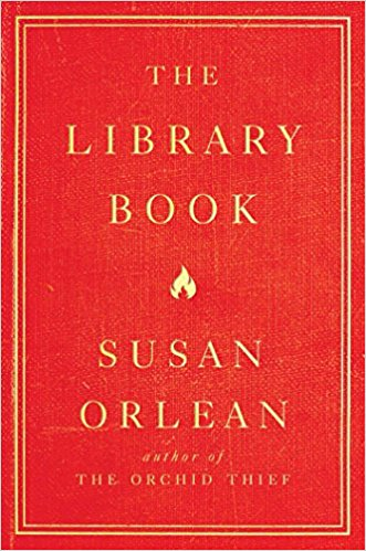 Review: The Library Book by Susan Orlean