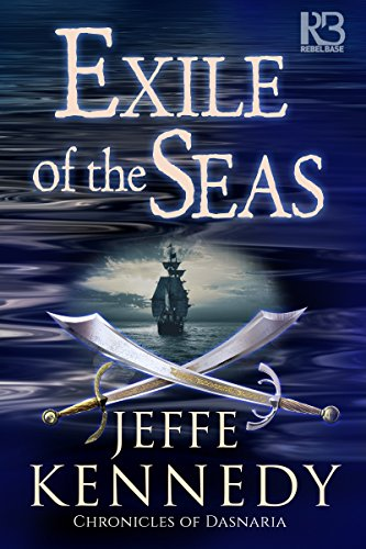 Review: Exile of the Seas by Jeffe Kennedy