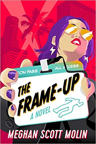Review: The Frame-Up by Meghan Scott Molin + Giveaway