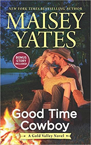 Review: Good Time Cowboy by Maisey Yates
