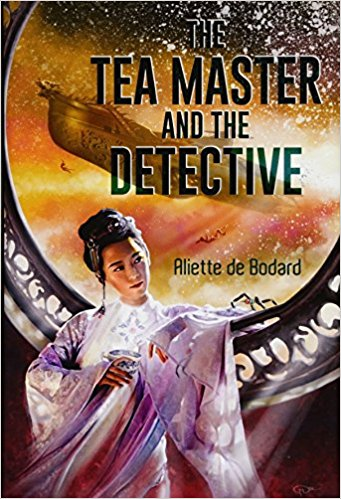 Review: The Tea Master and the Detective by Aliette de Bodard