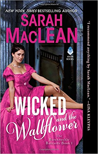 Review: Wicked and the Wallflower by Sarah MacLean + Giveaway