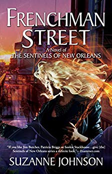 Review: Frenchman Street by Suzanne Johnson + Giveaway