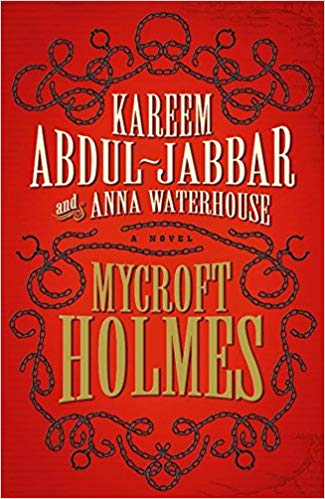 Review: Mycroft Holmes by Kareem Abdul-Jabbar and Anna Waterhouse